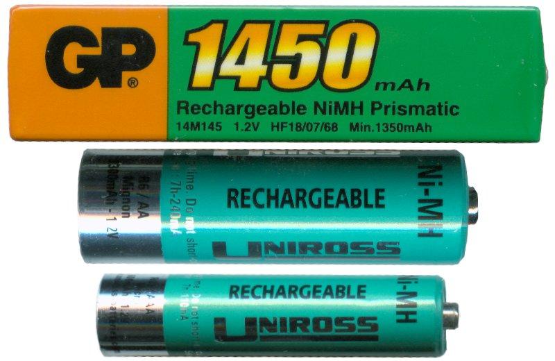 Никель-металл гидридные аккумуляторы. Исследования в области тенологии из