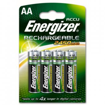 Energizer Rechargeable AA-2450 (HR6), арт. 1327