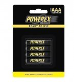 Аккумуляторы Ni-Mh Maha Powerex Precharged AAA 1000 mAh 4 шт