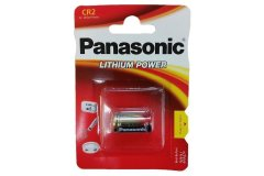 Литиевая батарейка Panasonic Lithium Power CR-2L/1BP CR2 BL1