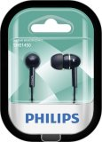 Наушники PHILIPS SHE1450BK/51 черные