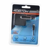 Зарядное устройство ROBITON App05 Charging Kit 2.4A iPhone/iPad (100-240V)