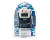 Тестер ANSMANN 4000392 Energy Check LCD