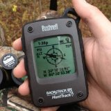 Цифровой GPS компас трекер Bushnell Hunttrack